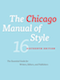 The Chicago Manual of Style Books and FAQ